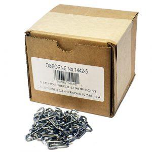 Hog Rings 1442 5 lb box