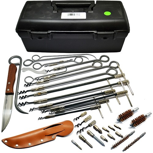 C.S. Osborne Rigid & Flexible Deluxe Packing Tool Set (29 Pcs) No. 929P
