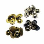 Size 20 Baby Snaps Snap Fasteners - 4 Piece Set 1