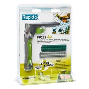 Rapid FP222 Fence Plier Kit Complete with 200 x VR22 Hog Rings