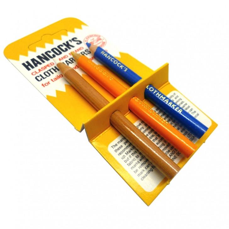 Small Cloth Marking Pencils