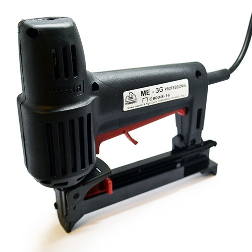 Maestri ME3G/71 Electronic Upholstery Tacker Staple Gun