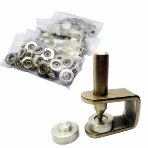 Professional Snap Fastener Kit