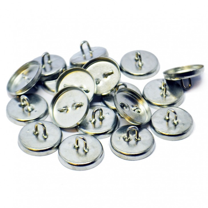 Style 44 Wire Eye Button Backs Only