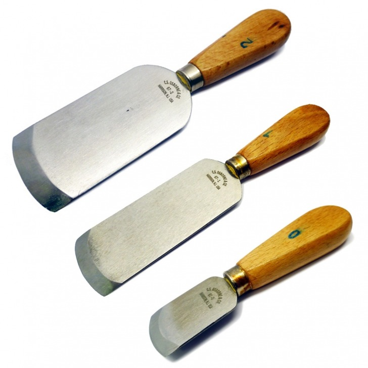 All Purpose Leather Knives