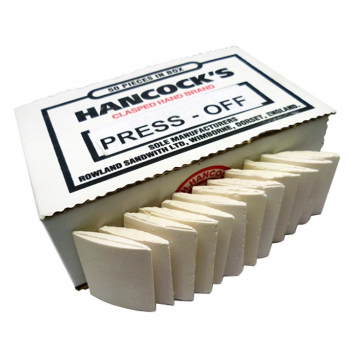 Hancocks Press Off Chalk