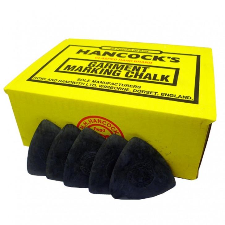 Black Triangle Garment Marking Chalk 12 / 25 / 50