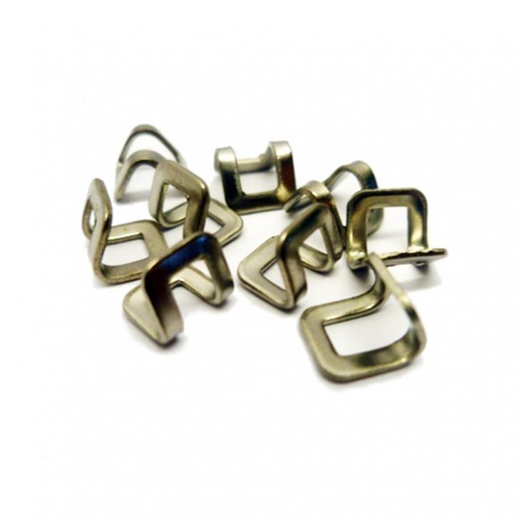Zipper Stops (Stainless Steel)