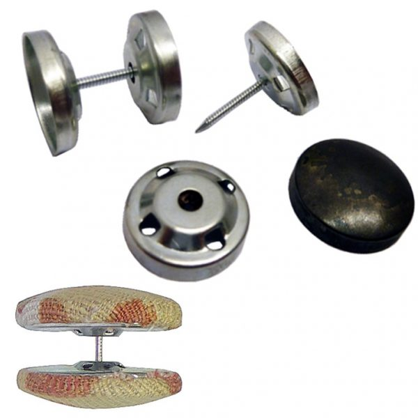 Button Moulds & Ancillary