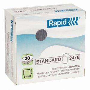 24 Series Series Staples 6mm
