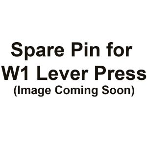 w1 spare pin