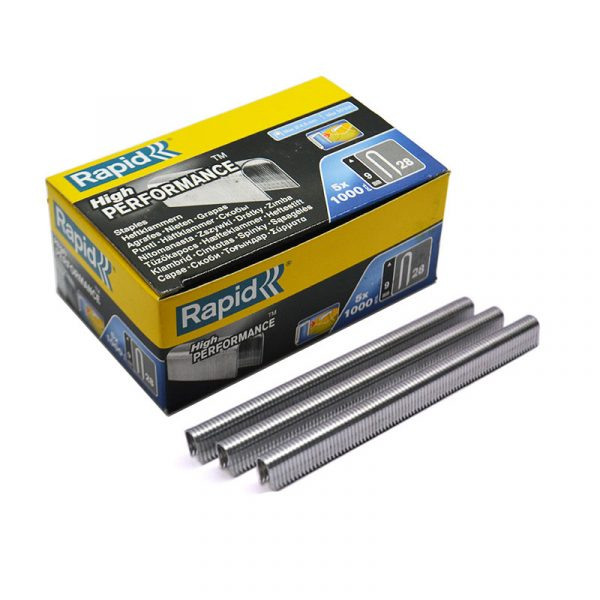 R28 Cable Staples 9mm