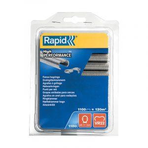RApid Vr22 Hog Rings 1100